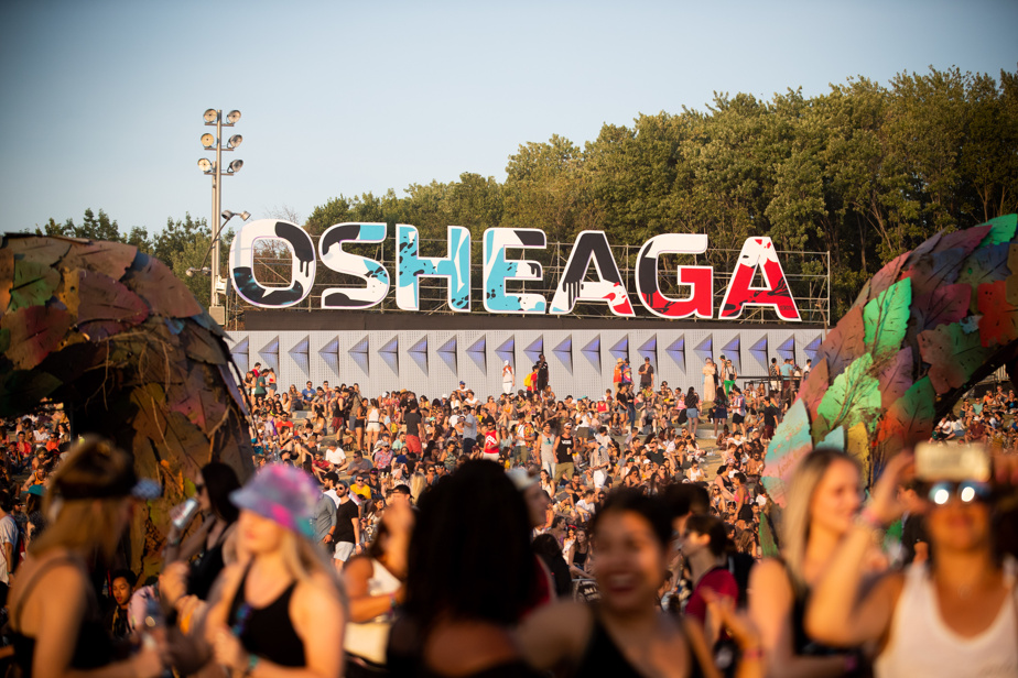 Un Osheaga allégé en octobre