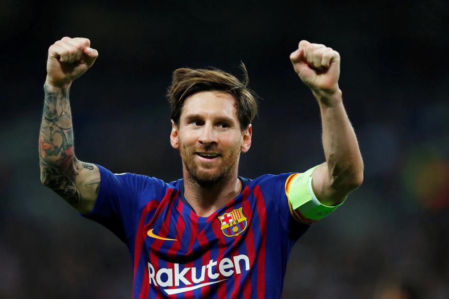 Barça, la menace qui pèse sur Messi