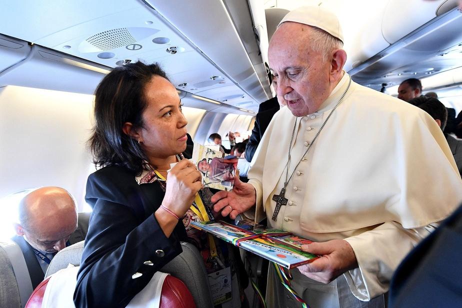 Le pape François pousse un cri d'alarme sur la déforestation — Madagascar