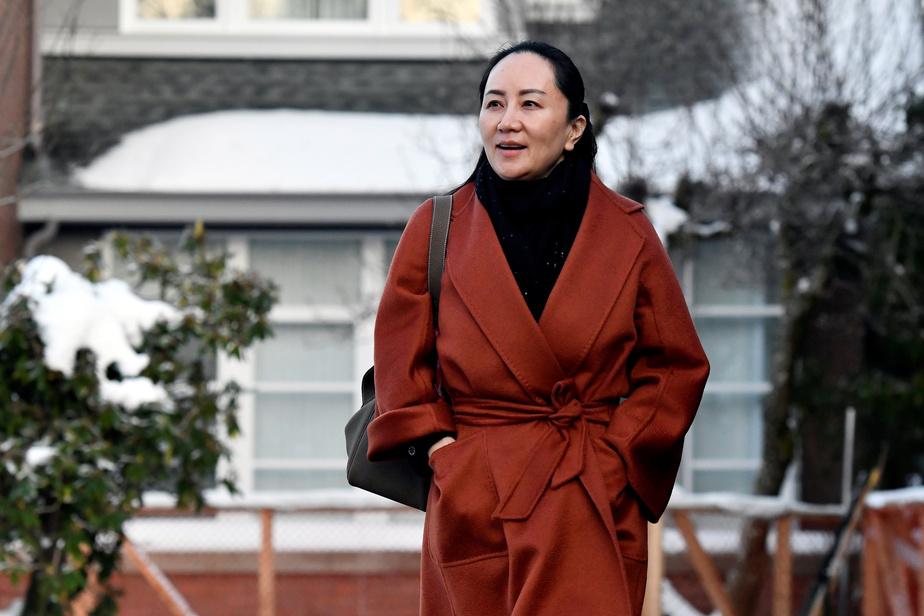 Une cadre de Huawei veut éviter l'extradition