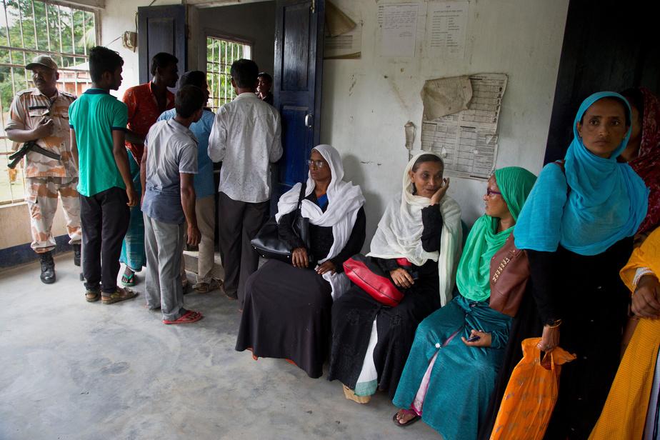 Près de 2 millions d'habitants exclus de la citoyenneté en Assam — Inde