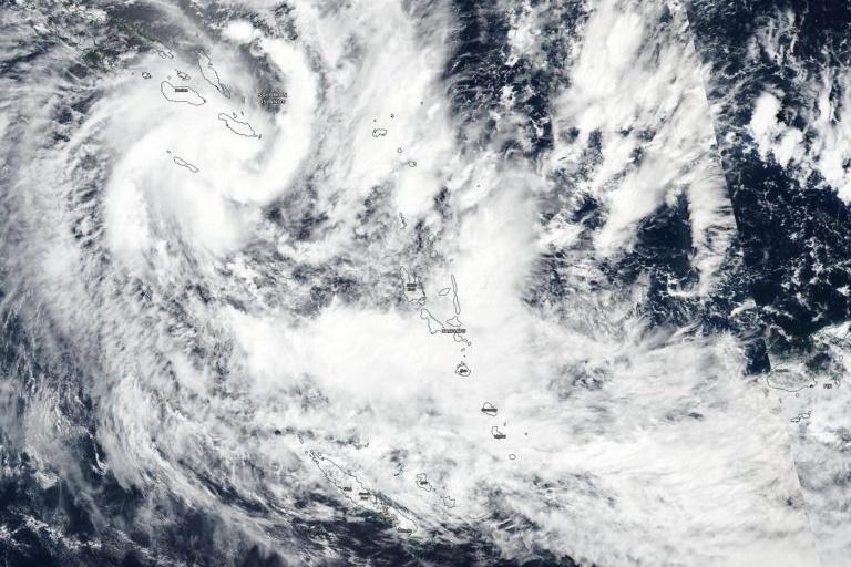 Îles Salomon: un cyclone emporte 28passagers d'un traversier