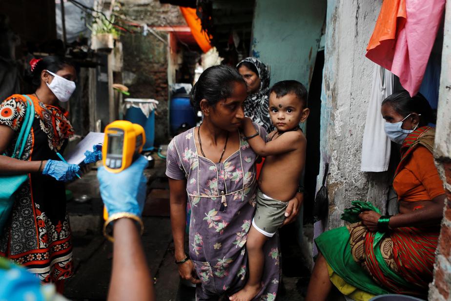 COVID-19: l'Inde devient le 3e pays en nombre de cas déclarés