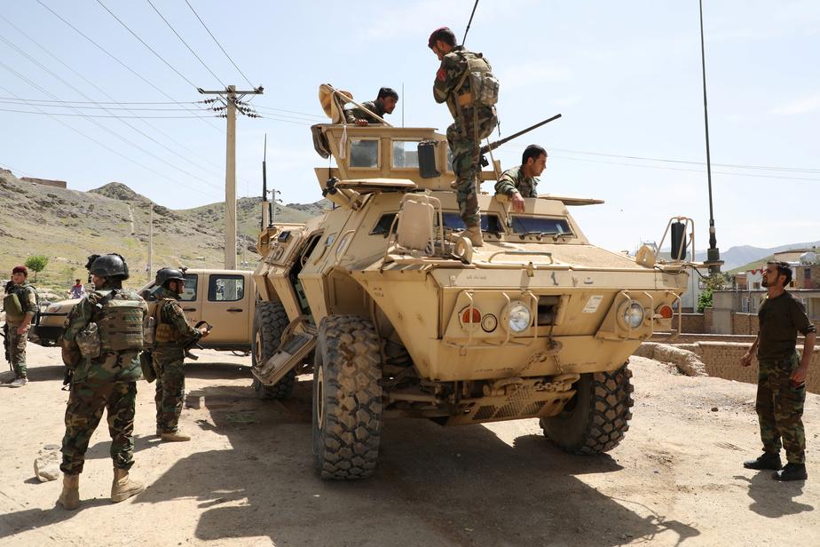 Afghanistan : l'armée américaine avertit les talibans | La Presse