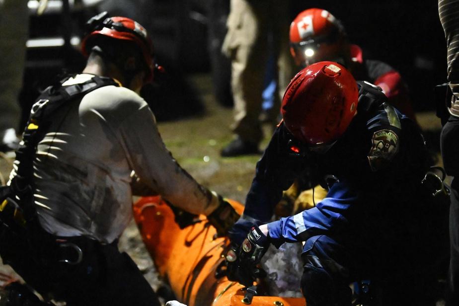 Tempête Amanda: 26 morts en Amérique centrale)