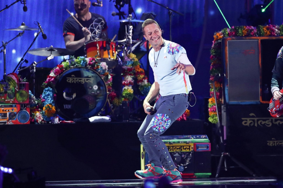 Le chanteur belge Stromae réapparaît sur un titre de Coldplay