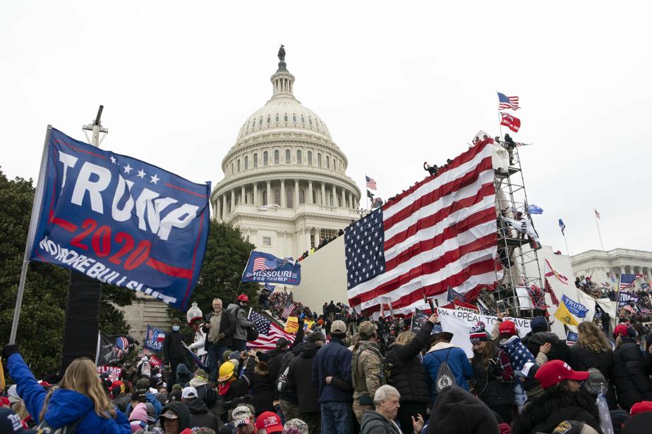 Entrevue avec Peter Wehner «La violence politique est plus probable que la plupart des gens se l'imaginent» )