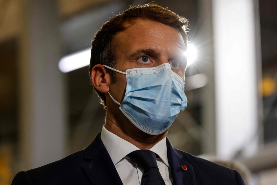 COVID-19   Macron veut répondre «aux fausses informations» sur Instagram et TikTok