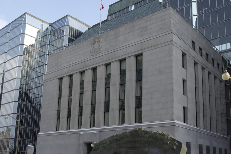 La Banque du Canada maintient son taux directeur à 0,25%)