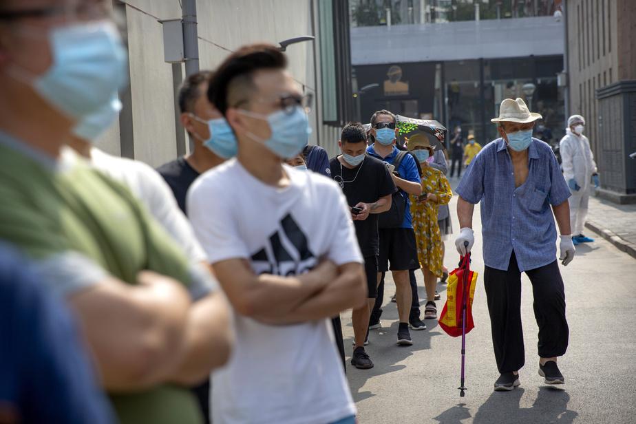 Coronavirus en Chine : onze nouveaux cas découverts à 60 kilomètres de Pékin, 500.000 personnes confinées