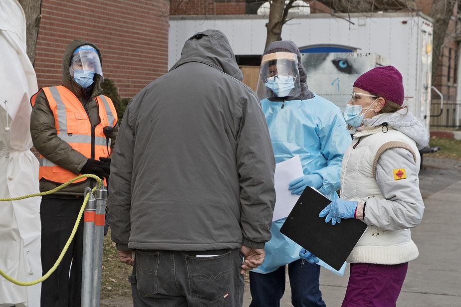 Plus de 1200 nouveaux cas de COVID-19 au Québec   Coronavirus
