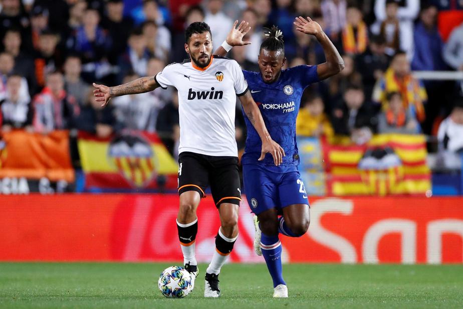 Ezequiel Garay, défenseur de Valence, premier joueur de Liga testé positif — Coronavirus