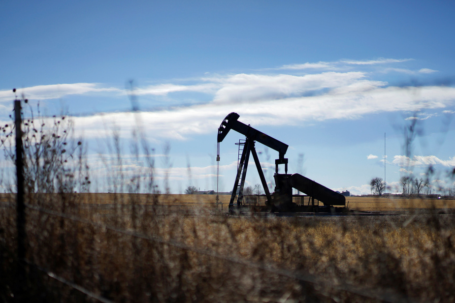 Les stocks de pétrole en hausse — USA