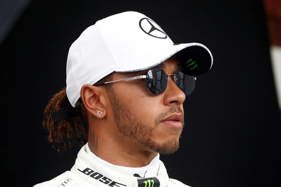 F1: Hamilton se voit rester avec Mercedes, son