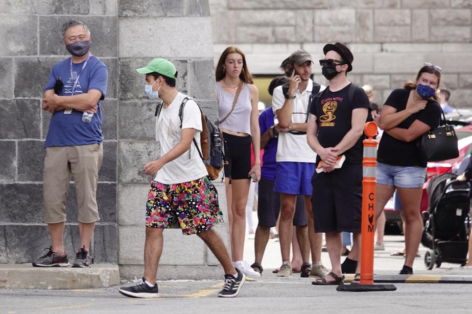 COVID-19: Québec rapporte 146 nouvelles infections | COVID-19 | Actualités