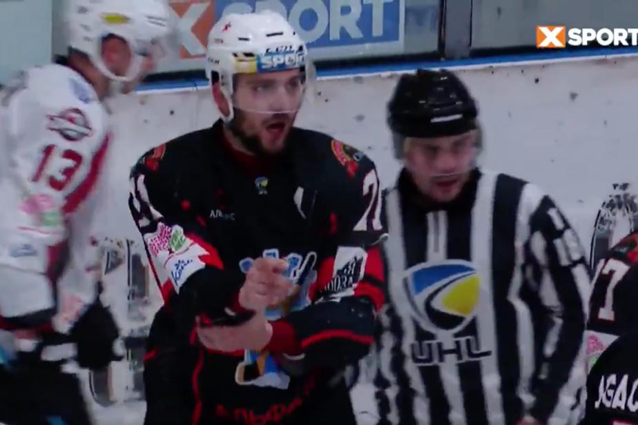 Geste raciste d'un joueur ukrainien   Un comportement qui sera sanctionné, assure Luc Tardif
