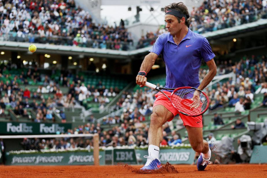 Roger Federer confirme sa présence — Roland-Garros