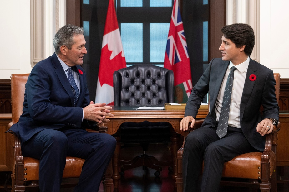 Le premier ministre du Manitoba interpelle Trudeau sur la loi 21