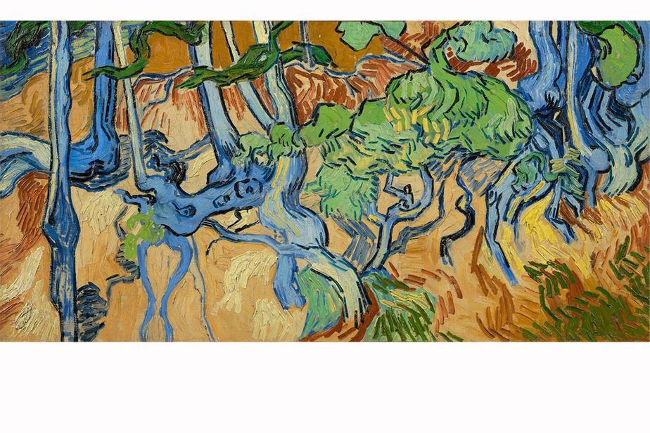 Racines , l'ultime tableau de Van Gogh, éclaire la mort du peintre