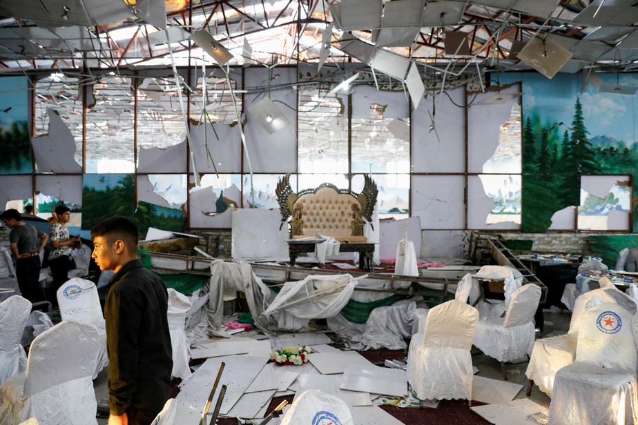 63 morts dans un attentat kamikaze dans une salle de mariage — Afghanistan