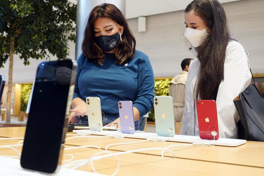 La production des iPhone 13 freinée à cause de la pénurie de puces