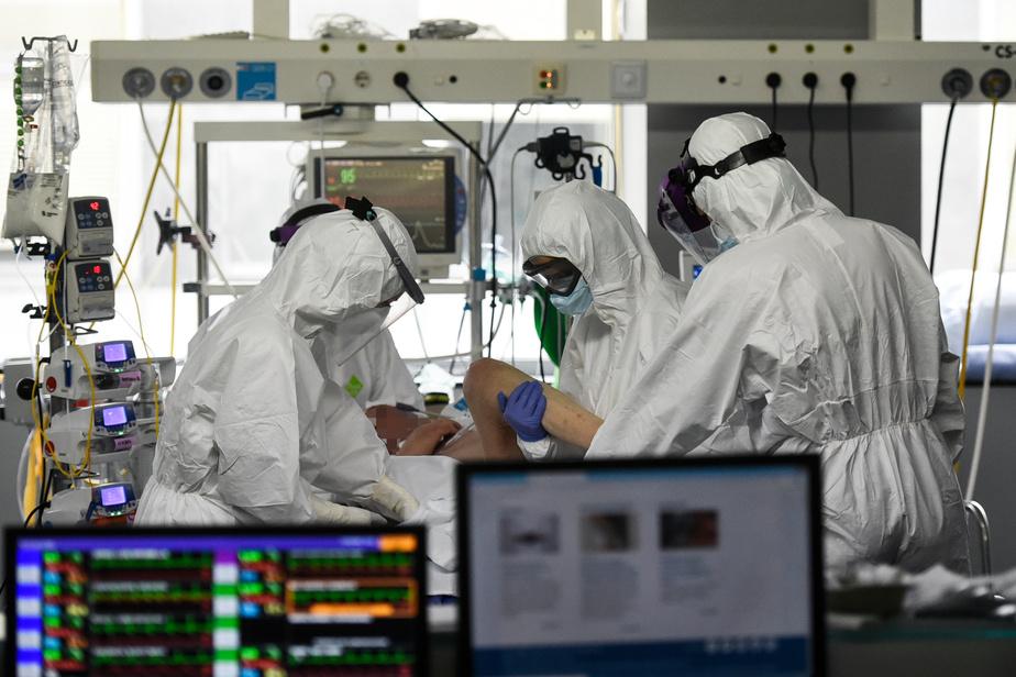 L'Espagne enregistre son plus bas taux de décès en un mois — Coronavirus