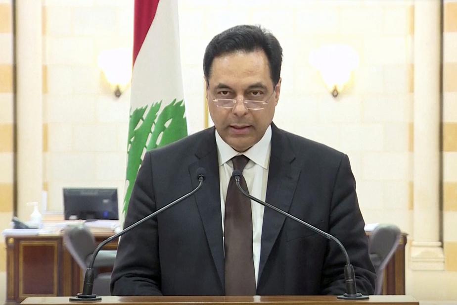 La Presse à Beyrouth: le gouvernement libanais démissionne)