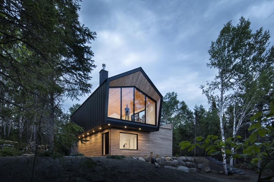Le Littoral se veut un hommage aux paysages et aux attraits d'une région que les propriétaires estiment être, avec un parti pris non camouflé, la plus belle du Québec.