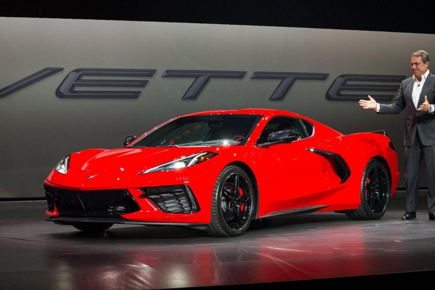 Le prix de la Corvette C8 appelé à grimper