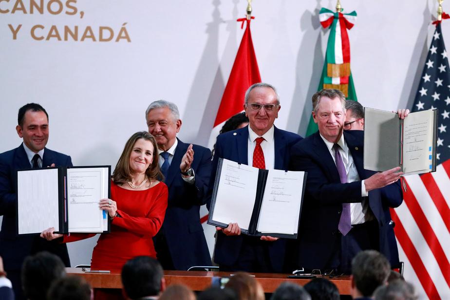 Le Mexique ratifie le nouvel ALENA