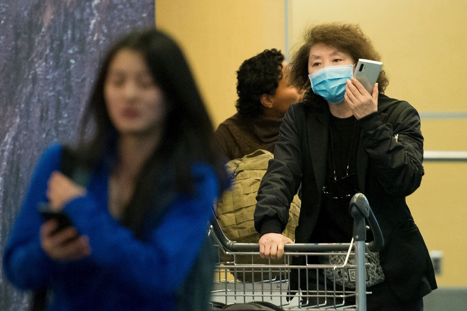 Cinq personnes de retour de Chine sont sous surveillance au Québec — Coronavirus