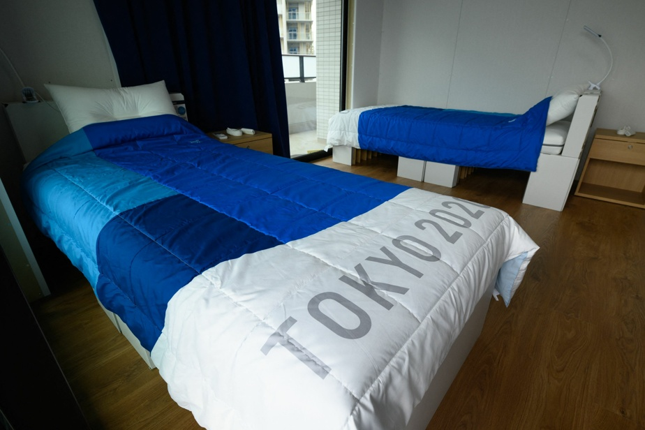 Les lits du Village olympique lanceront-ils la mode du carton dans l'ameublement?