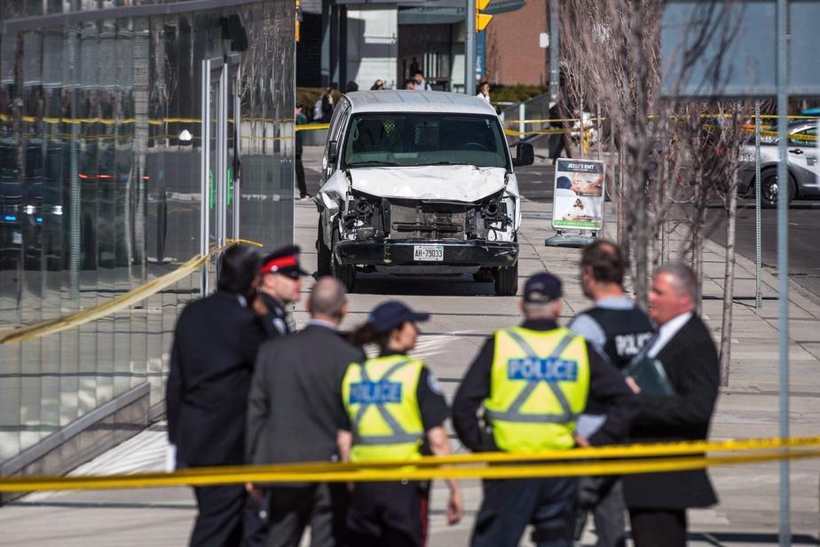 Attaque au camion bélier à Toronto: la déclaration de Minassian sera rendue publique