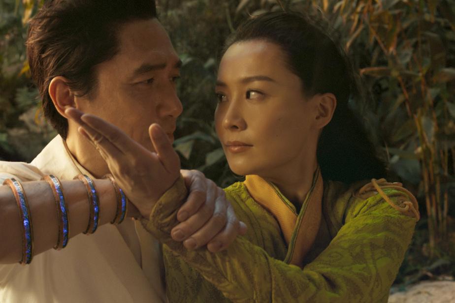 Le superhéros Shang-Chi indétrônable au sommet du box-office nord-américain