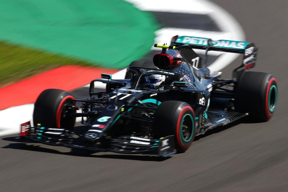 Formule 1 : Verstappen devance Hamilton et les Mercedes