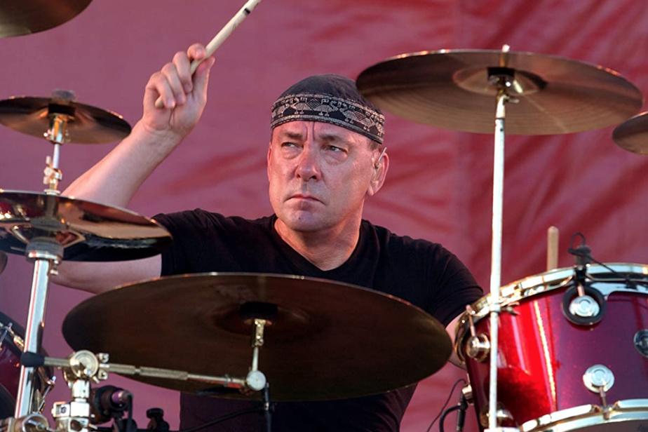 Neil Peart (7janvier, 67ans) Batteur et principal parolier du groupe rock canadien Rush