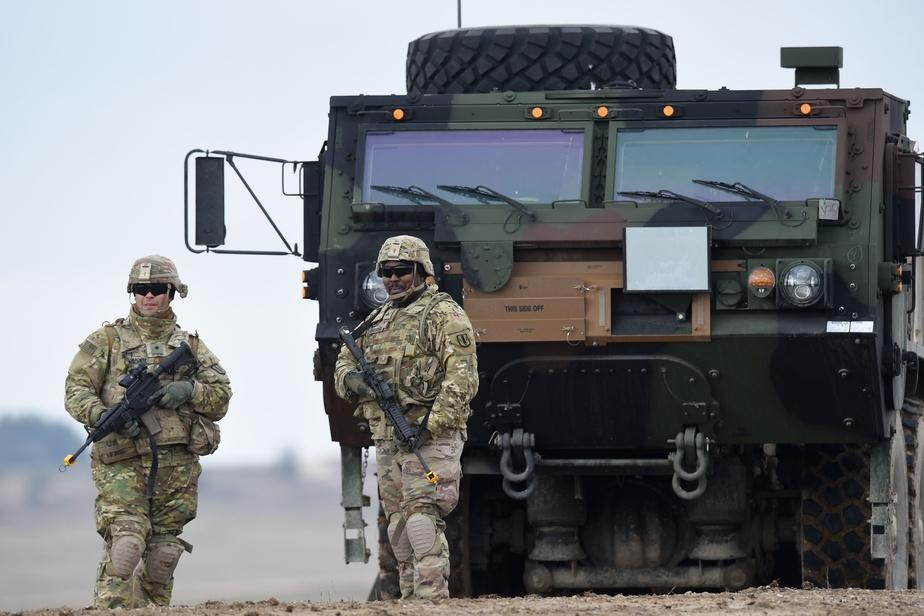 L'armée américaine installe son quartier général européen en Belgique