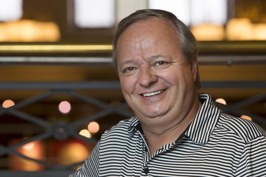 Christian Larouche, distributeur Jouer de prudence