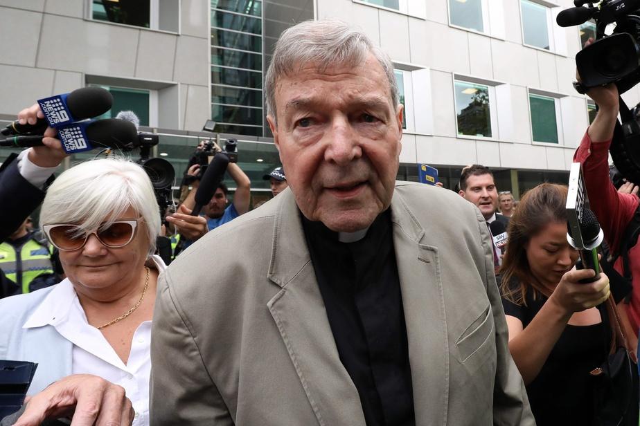 Acquitté, le cardinal australien George Pell est sorti de prison — Pédocriminalité