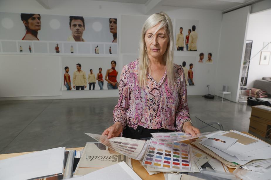 Dans l'atelier de… Geneviève Cadieux | Le plaisir dans les détails