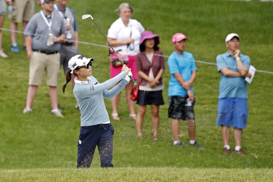 Le Championnat LPGA reporté à octobre, reprise prévue en juillet — Golf