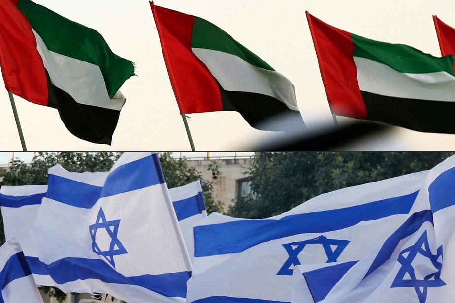 Accord historique de normalisation entre les Émirats et Israël