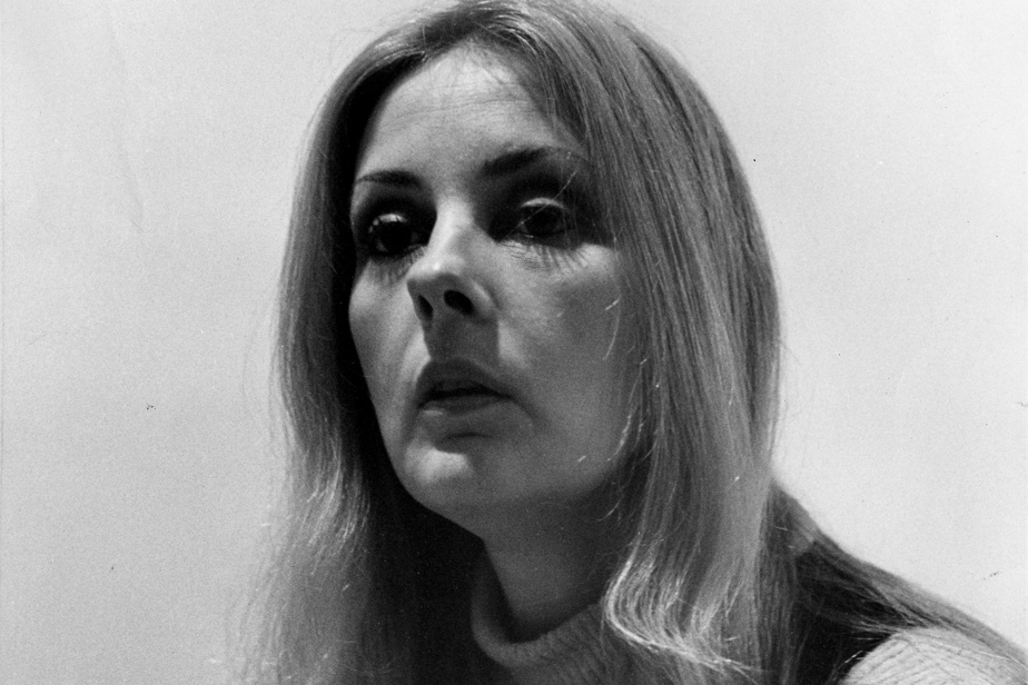 Michèle Lalonde, autrice du poème Speak White, n'est plus