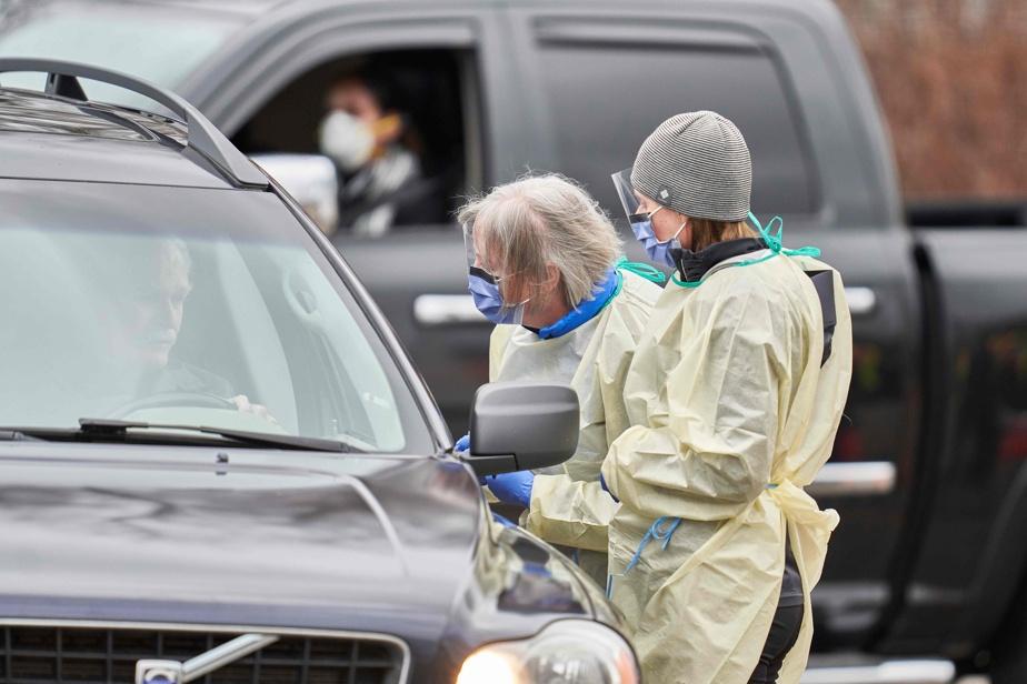 Variant du coronavirus : deux premiers cas repérés au Canada