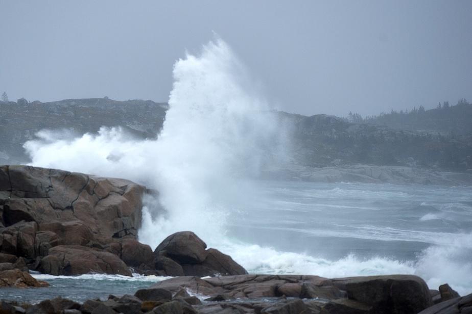 Ouragan Teddy   Des risques d'inondations dans les provinces de l'Atlantique
