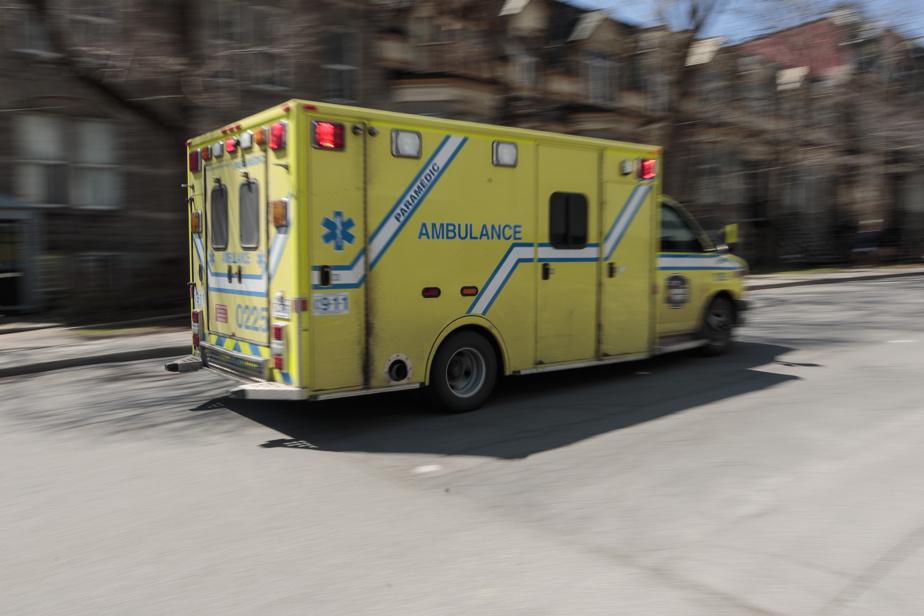 Vaudreuil-Dorion   Une voiture chute d'un viaduc après une embardée