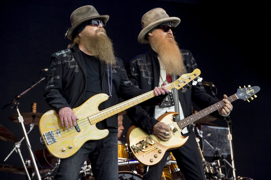 ZZ Top en spectacle à la Place Bell en mai