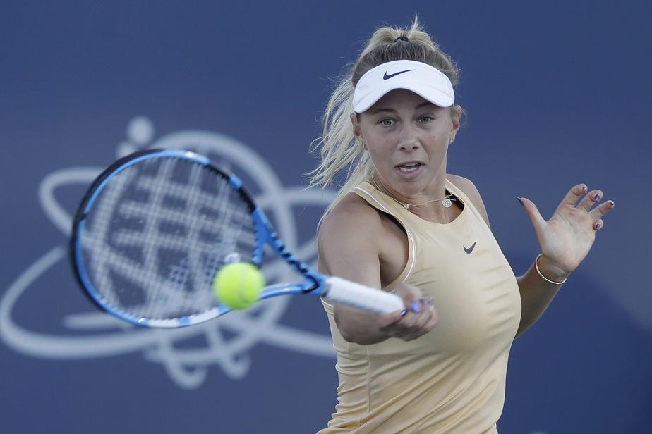 Anisimova forfait à l'US Open après le décès de son père