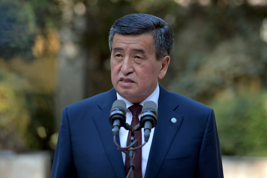 Kirghizstan : l'ex-président de nouveau arrêté après son évasion