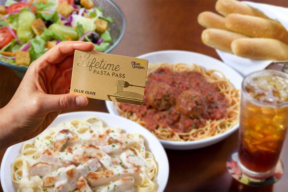 Mangez des pâtes à vie et à volonté pour seulement 447 — Restaurant